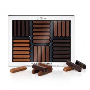 Hotel Chocolat - Baton Library