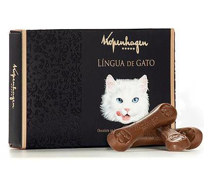 Kopenhagen - Lingua de gato