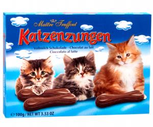 Maitre Truffout - Katzenzungen (língua de gato)