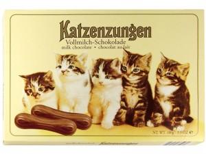 Sarotti Katzenzungen (Língua de gato)
