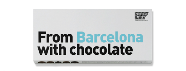 Chocolat Factory - from Barcelona