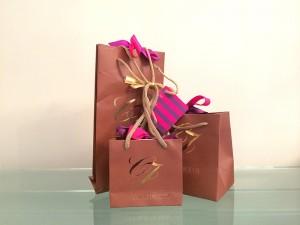 Chocolat du Jour - compra online - embalagens