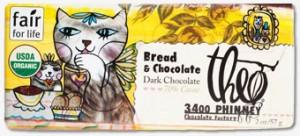 Theo Chocolate - Bread and chocolate