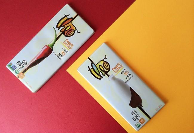 Theo Chocolate no Chocólatras Online