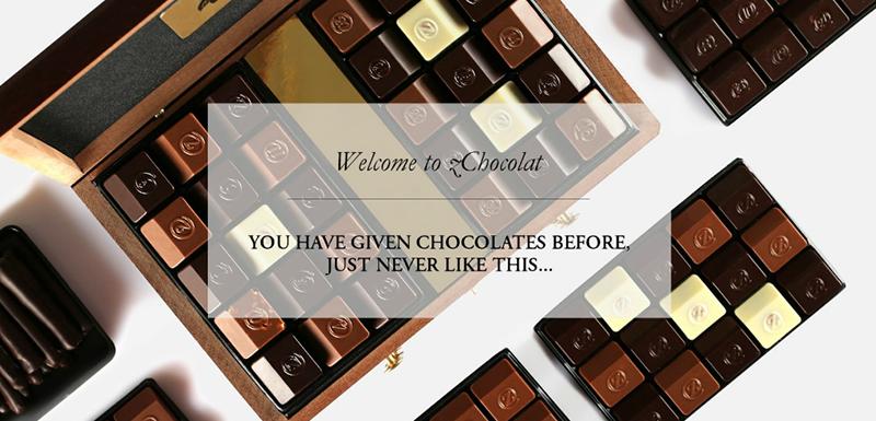 Z Chocolat site