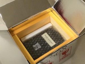 Z Chocolate - embalagem de viagem