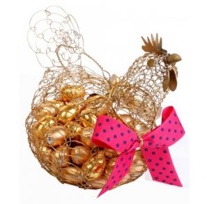 Chocolat du Jour - Galinha dos ovos de ouro