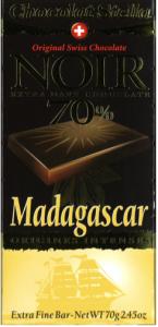 Chocolat Stella - Noir 70% Madagascar