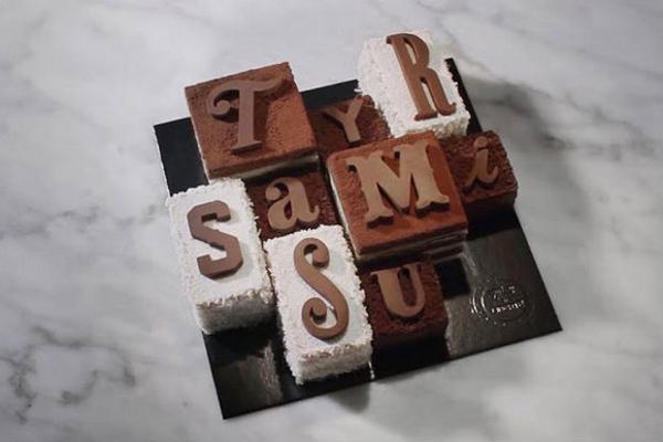 Chocolatras Online-: Tyrsamisu