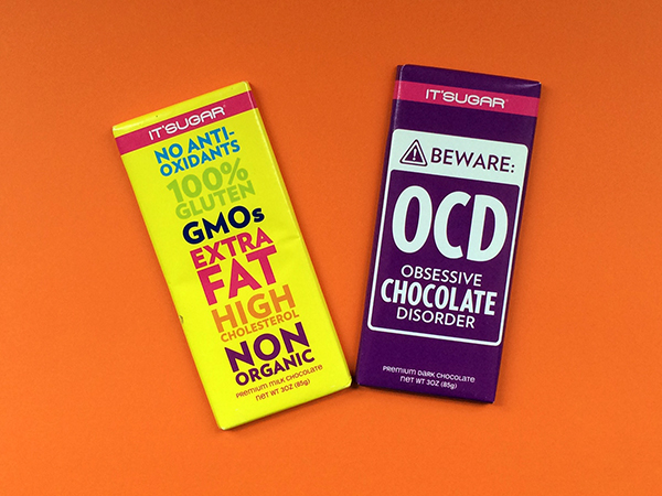 IT'SUGAR obsessive chocolate disorder