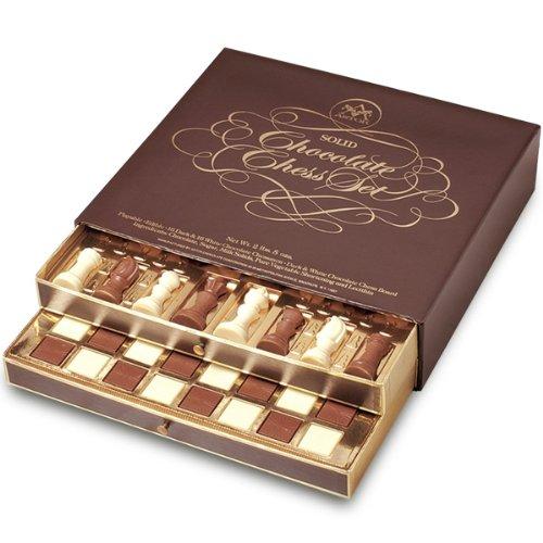 Chocolatras Online - Jogo de xadrez de chocolate