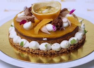 "World Chocolate Masters  - Torta ""Os Cinco Sentidos"" -  Ricardo Campos"