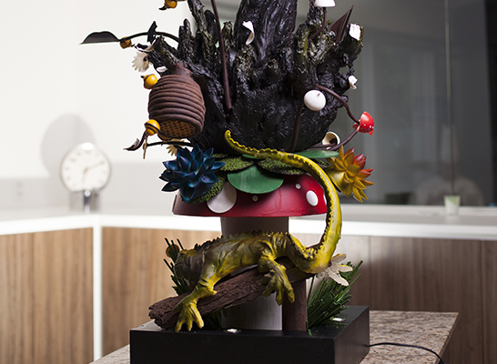 World Chocolate Masters - Diego Lozano
