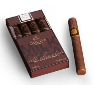 Godiva - Milk Chocolate Cigars