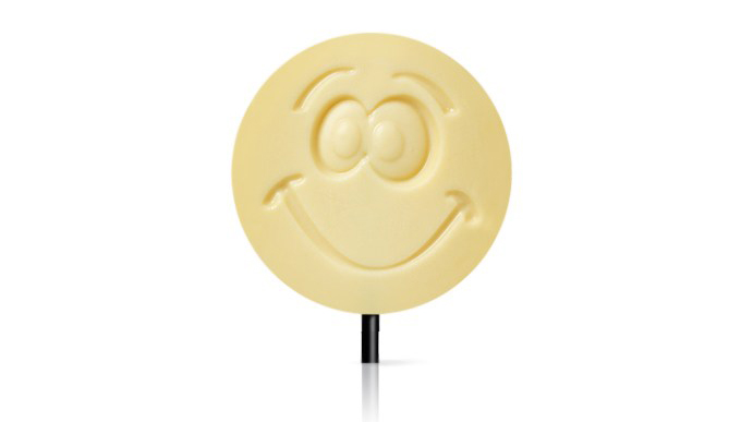 Hotel Chocolat - White Smiley Lick