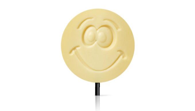 Hotel Chocolat - White Smiley Lick