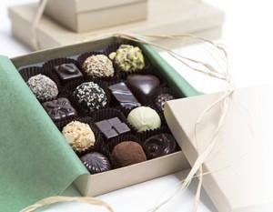 Kee's Chocolates - box