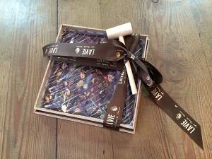 La Vie en Douce - chocolate com martelo