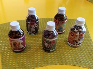 La Vie en Douce - placebo pílulas de chocolate