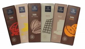 Leonidas Chocolate Barras