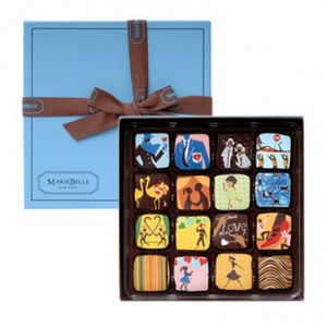 Marie Belle Blue Box16