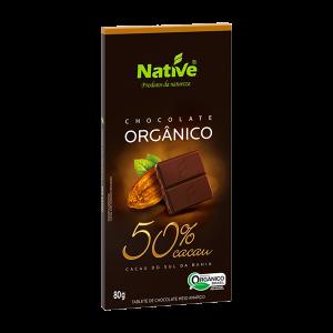 Native - 50% cacau