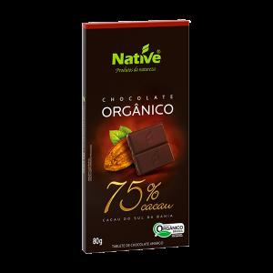 Native - 75% cacau