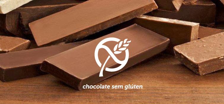 Chocolate sem glúten