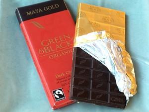 Green and Blacks - Maya Gold - Chocolatras Online