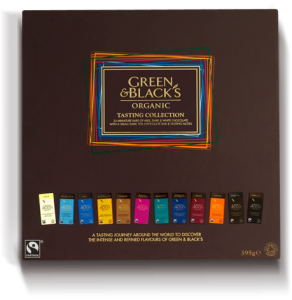 Green and Blacks  Tasting Collection