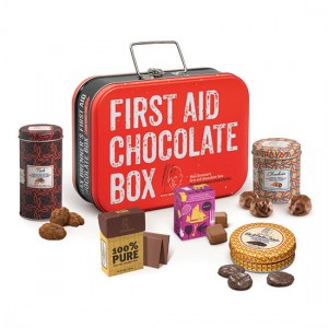 Max Brenner first aid chocolate gift box