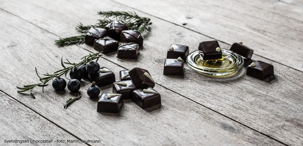 Svenningsen Chocolatier - foto:Martin Kaufmann