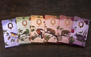 Chocolate Q - coleção Q