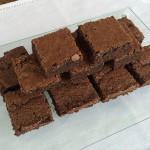 brownie (receita Adriana Nasralla para Chocólatras Online)