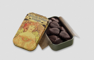 Chocolates Amatller - Hojas