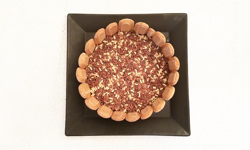 Torta de Chocolate e Nutella