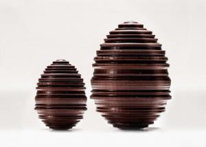 Alain Ducasse - Easter egg - dark chocolate