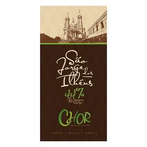 ChOr - São Jorge dos Ilhéus chocolate ao leite 44% cacau