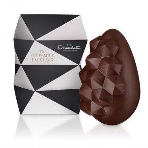 Hotel Chocolat - The Supermilk Facet Easter Egg