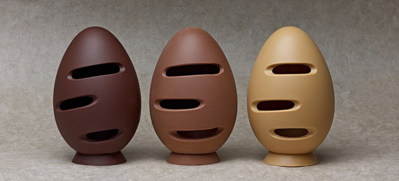 The Chocolat Society - Grooved Eggs