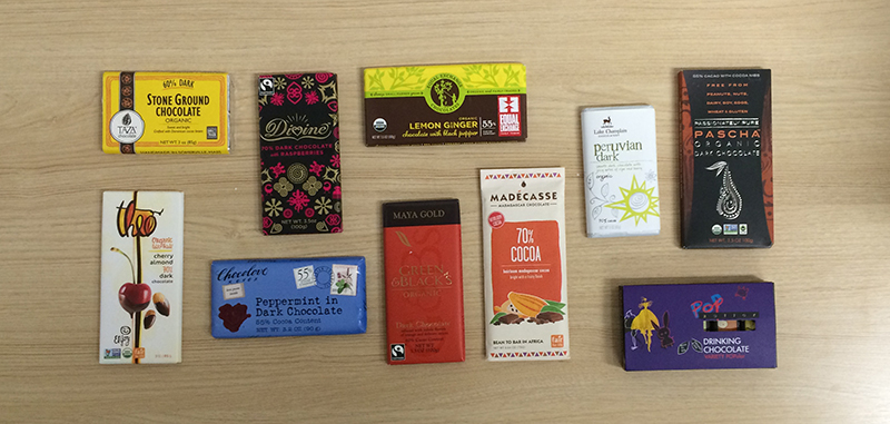 chocolates fair trade comercio justo