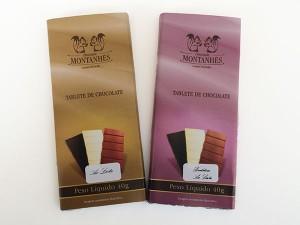 Chocolate Montanhes - barras compradas
