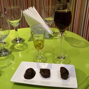 Chianti Chocommelier chocolate, vinho e azeite