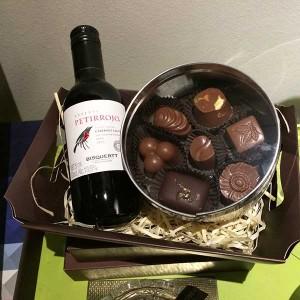 Chianti Chocommelier vinho e chocolate