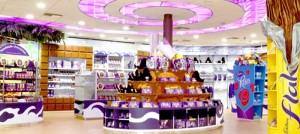 Cadbury World Shop