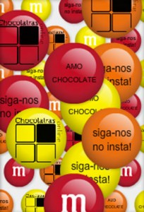 M&M personalizado