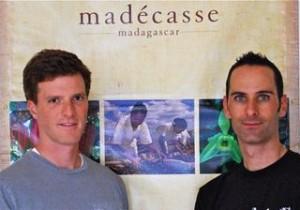 Madecasse -Tom McCollum e Brett Beach