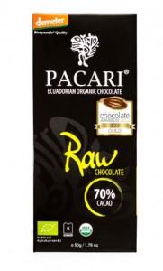 Pacari Raw 70%