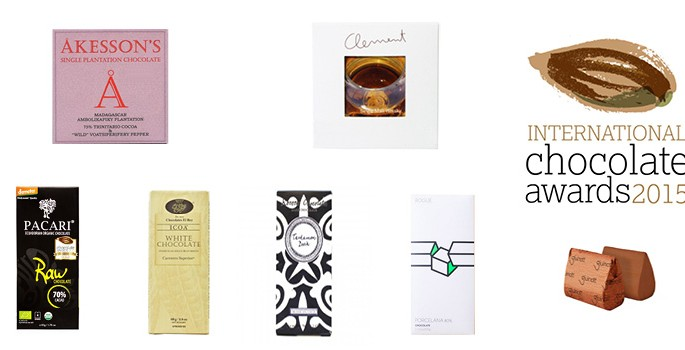 International Chocolate Awards 2015