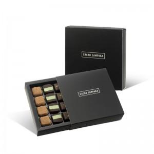 Cacao Sampaka - caixa com 16 bombons